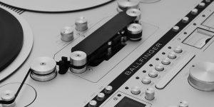 Tonbandmaschine Ballfinger M 063