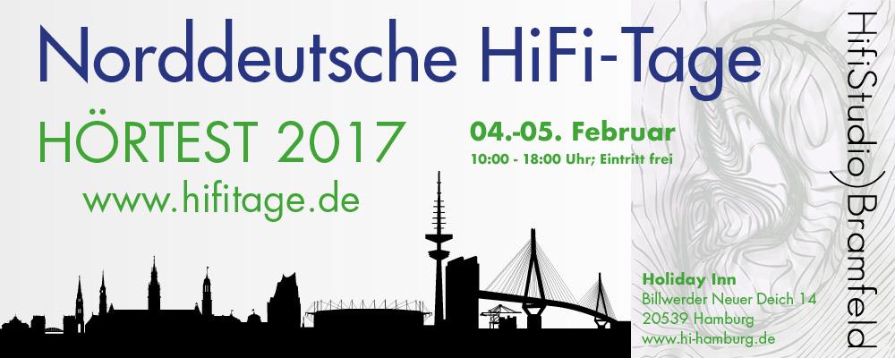 Norddeutsche Hifi Tage - Hörtest