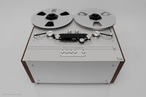 Tonbandmaschine Ballfinger M 063 H1 Horizontal