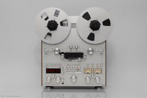 Tonbandmaschine Ballfinger M 063 HX