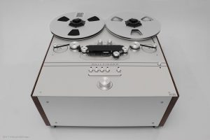 Tonbandmaschine Ballfinger M 063 HX Horizontal