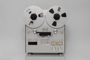 Tonbandmaschine Ballfinger M 063 H3 Vorderansicht