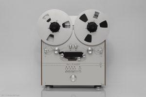 Tonbandmaschine Ballfinger M 063 HX Vorderansicht