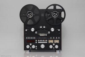 Tonbandmaschine Ballfinger M 063 H5 Vorderansicht